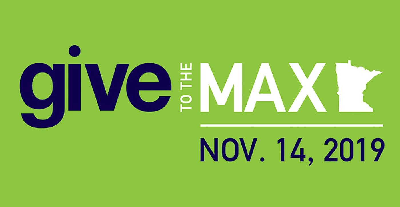 Give to the Max Day - November 14, 2019